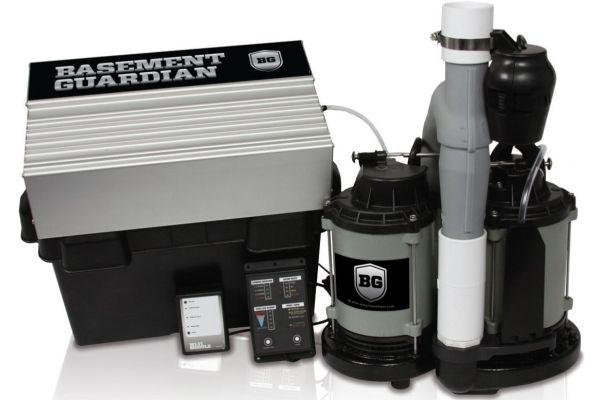 Wayne Basement Guardian Protection Sump System - BGSP50