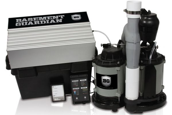 Large image of Wayne Basement Guardian Protection Sump System - BGSP50