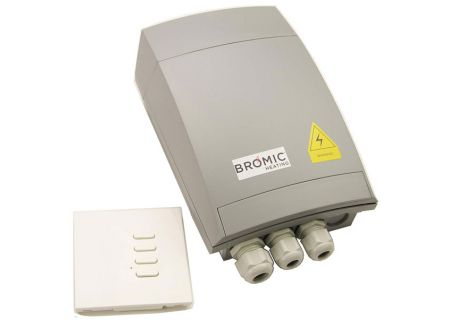 Bromic Heating On/Off Switch for Smart-Heat Electric and Gas Heaters with Wireless Remote - BH3130010-1
