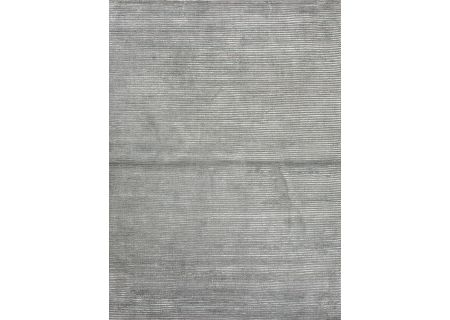 Jaipur Living Basis Collection Glacier Gray & Paloma Area Rug - BI02-5X8