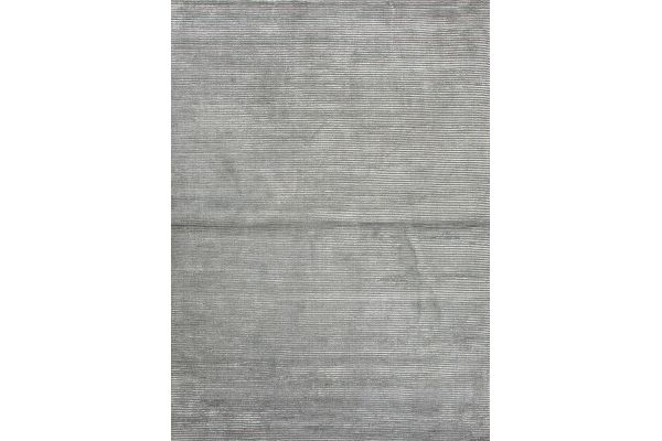 Large image of Jaipur Living Basis Collection Glacier Gray & Paloma Area Rug - BI02-10X14