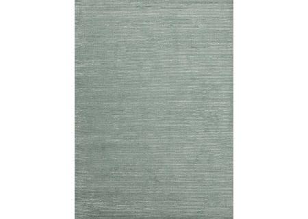 Jaipur Living Basics Collection Ether & Stone Blue Area Rug - BI08-9X12