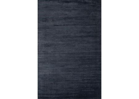 Jaipur Living Basics Collection Moonlight Blue Area Rug - BI17-5X8