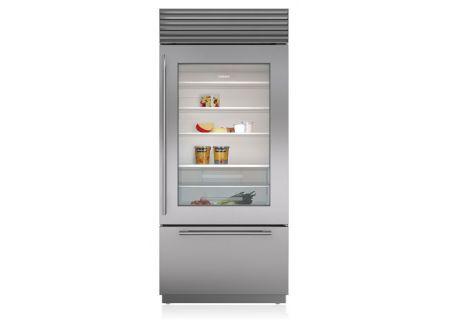 Sub-Zero - BI-36UG/S/TH-RH - Built-In Bottom Freezer Refrigerators