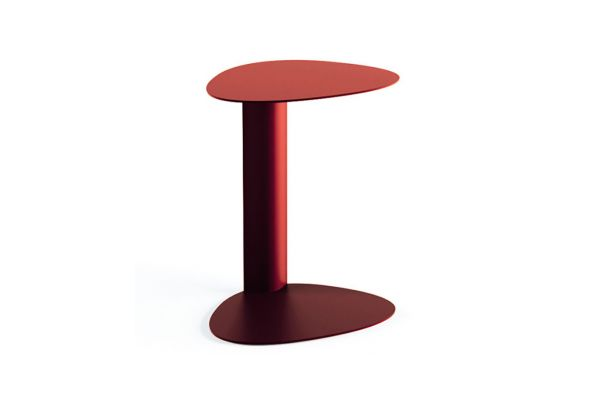 Large image of BDI Bink 1025 Cayenne Laptop Stand/Side Table - 1025 CN