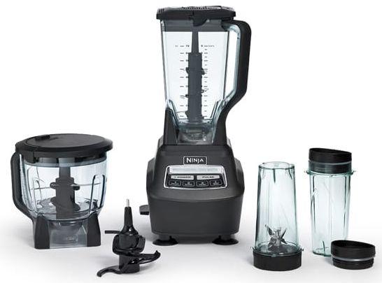 Ninja Ultima Kitchen System Blender Food Processor Bl
