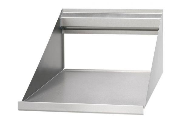John Boos & Co. Stainless Steel Microwave Wall Shelf - BMS2024