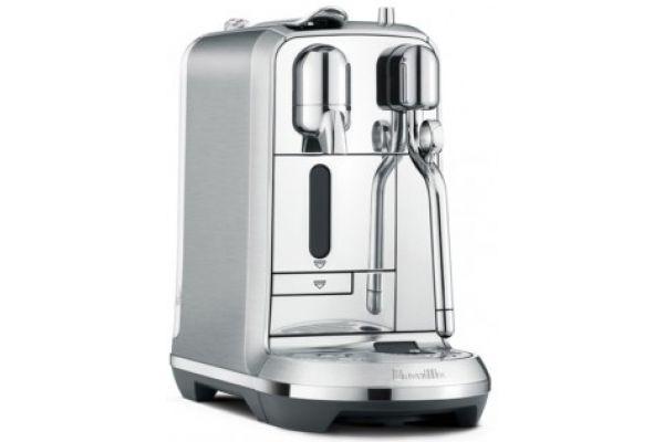 Breville Stainless Steel Creatista Plus Espresso Machine - BNE800BSSUSC