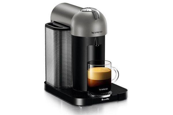 Nespresso Titan Vertuo Espresso Machine - BNV220TTN1BUC1