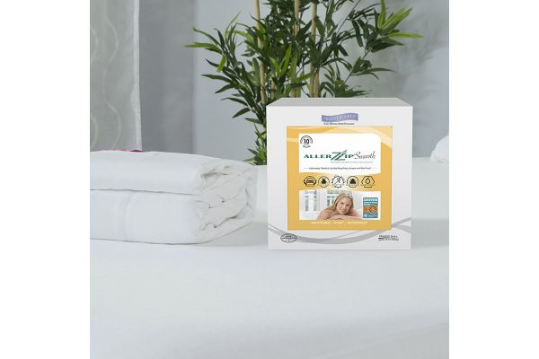 """Large image of Protect-A-Bed Cal King 13"""" AllerZip Smooth Allergy Mattress Encasement - 83191-6220"""