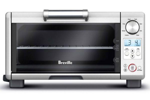 Breville Mini Smart Oven With Element Iq Bov450xl