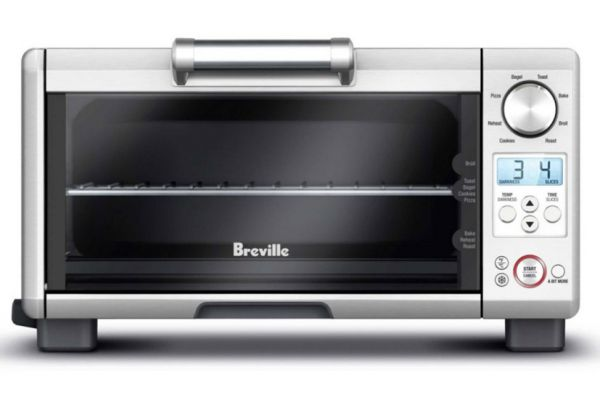 Large image of Breville Mini Smart Oven With Element IQ - BOV450XL