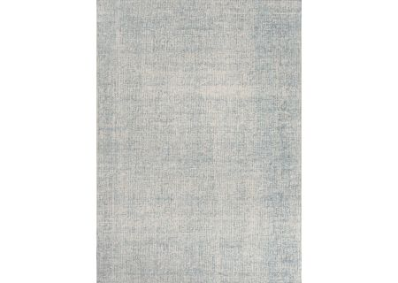 Jaipur Living Britta Collection Oland Silver Green & Pearl Blue Area Rug - BRT08-8X10