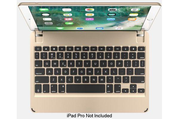Brydge 10.5 Series II Gold Bluetooth Keyboard For iPad Pro - BRY8003-B