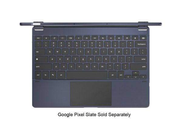Brydge G-Type Wireless Keyboard For Google Pixel Slate - BRY9001-INT