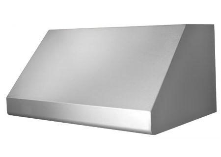 "BlueStar 36"" Stainless Steel Incline Wall Hood - BSINCL36SS"