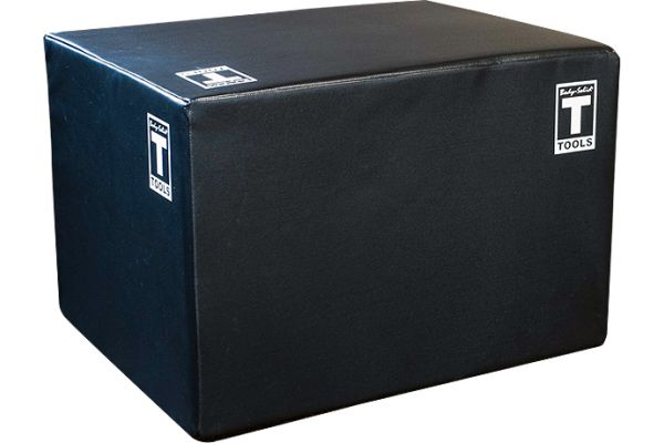 Large image of Body-Solid 3-Way Soft Plyo Box - BSTSPBOX