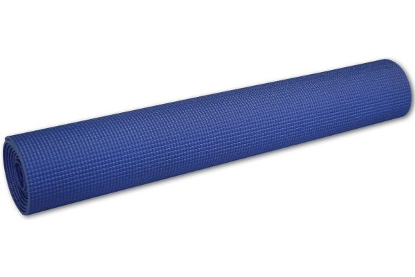 Large image of Body-Solid 3mm Blue Yoga Mat - BSTYM3