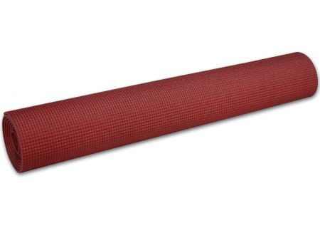 Body-Solid 5mm Red Yoga Mat - BSTYM5