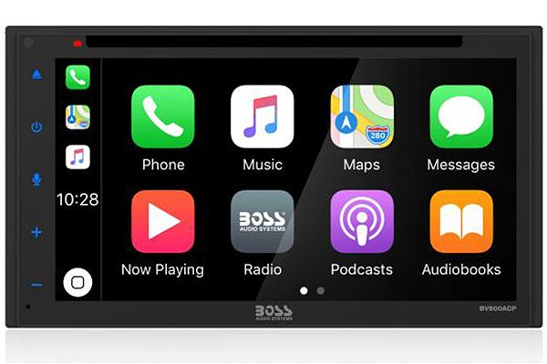 """Large image of BOSS Audio Systems Elite 6.75"""" In-Dash DVD Receiver With Bluetooth - BV900ACP"""