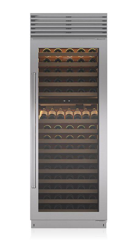 Sub Zero 30 Quot Built In Wine Refrigerator Bw 30 S Th Rh