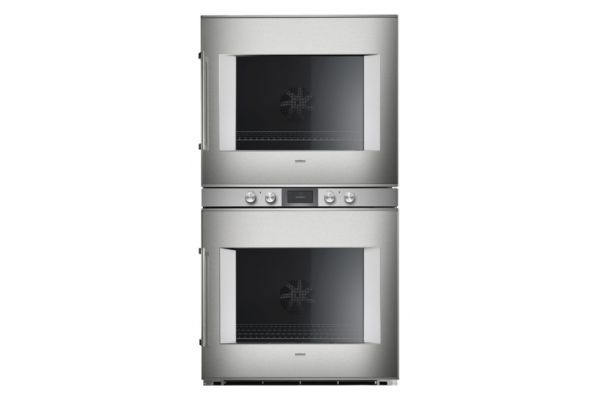 """Gaggenau 30"""" 400 Series Stainless Steel Double Wall Oven - BX481612"""