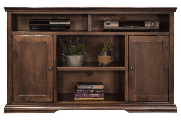 "Legends Furniture 52"" Aged Whiskey Bozeman TV Console - BZ1327-AWY"