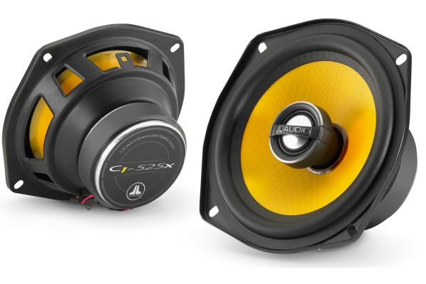 "Large image of JL Audio 5.25"" Coaxial Speaker System (Pair) - 99041"