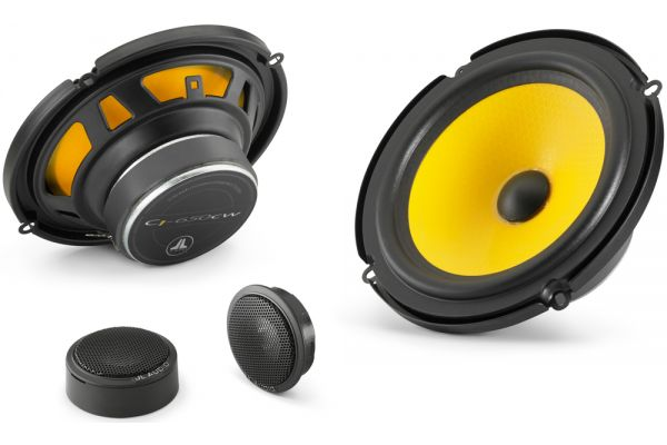 """Large image of JL Audio 6.5"""" 2-Way Component Speaker System (Pair) - 99043"""