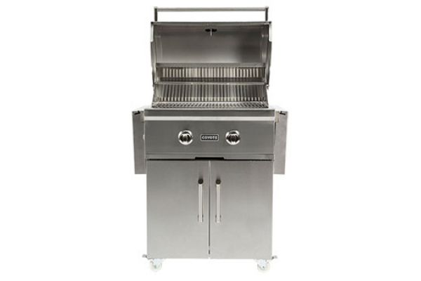 "Coyote 28"" Stainless Steel C-Series Natural Gas Grill - C1C28NG-FS"