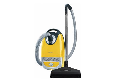 Miele Complete C2 Limited Edition PowerLine Canary Yellow Canister Vacuum - 41FAE030CDN