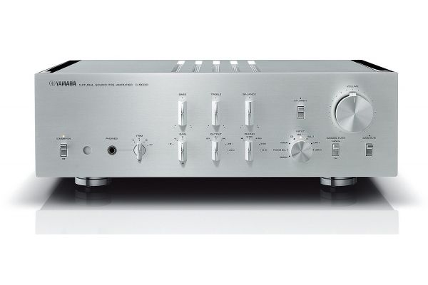 Large image of Yamaha Silver Preamplifier - C-5000SL