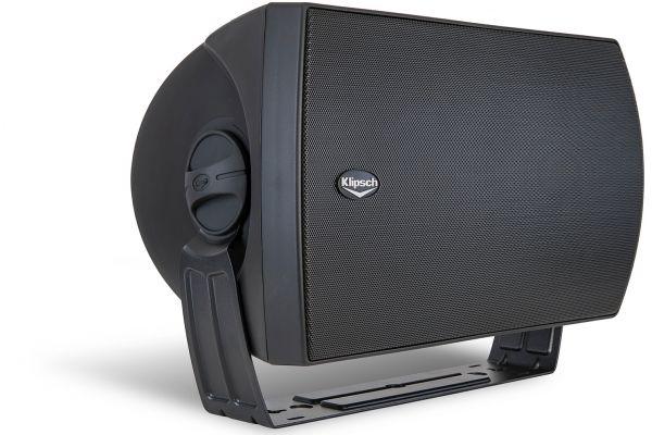"Large image of Klipsch 6.5"" Two-Way All-Purpose Loudspeaker (Each) - CA650TBK"
