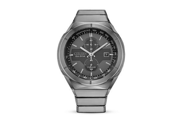 Large image of Citizen Super Titanium Armor 44mm Men's Watch - CA705057H