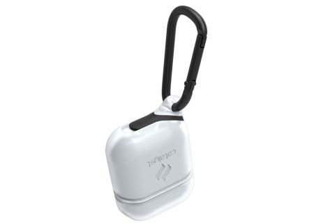 Catalyst Frost White Waterproof Case For AirPods - CATAPDWHT