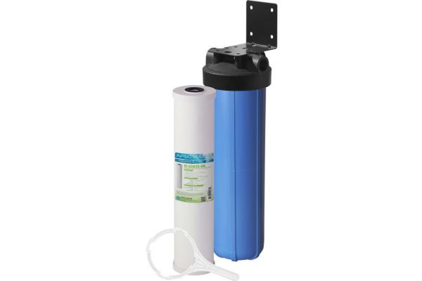 """Large image of APEC Water All Purpose 20"""" BB Carbon Water Filter Bundle - CB1-CAB20-BB"""