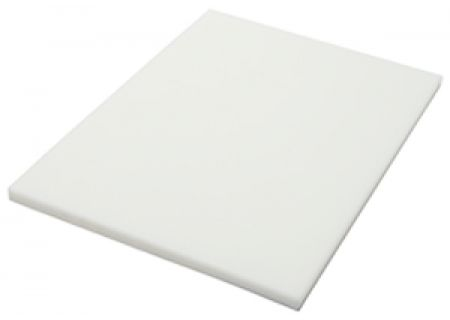 The Galley White Resin Upper-Tier Cutting Board - CB-12-U-WH