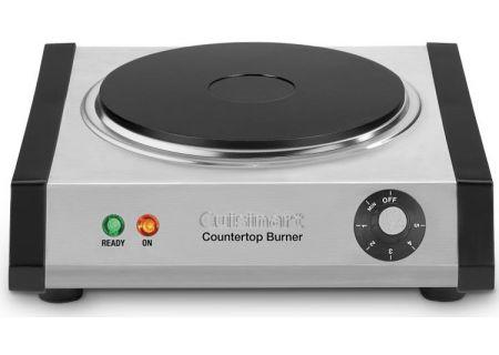 Cuisinart Stainless Steel Countertop Single Burner - CB-30