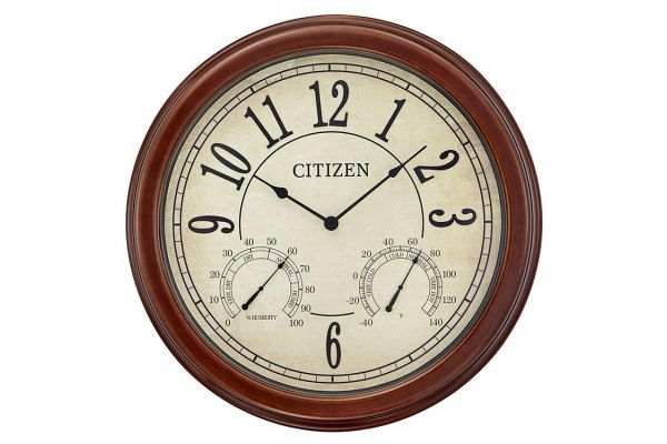 Citizen Gallery Cream Wall Clock - CC2057