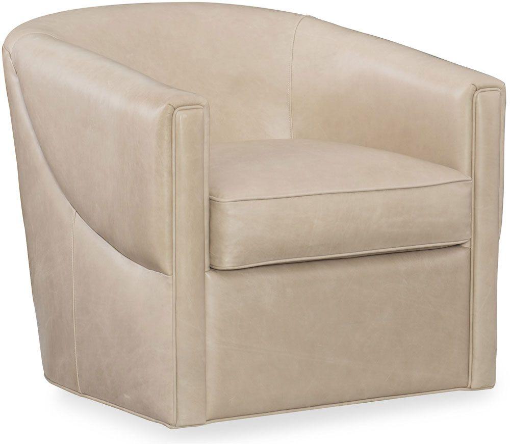 Furniture Living Room Bonnie Swivel Club Chair Cc509 Sw 081
