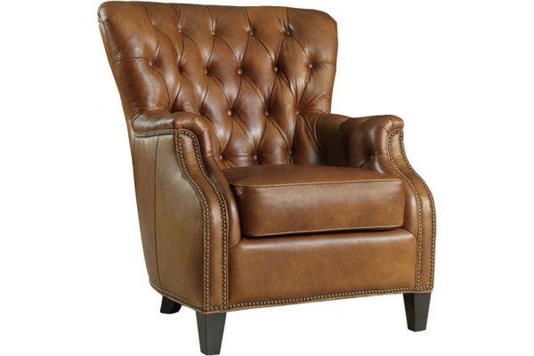 Large image of Hooker Furniture Living Room Hamrick Club Chair - CC860-01-084