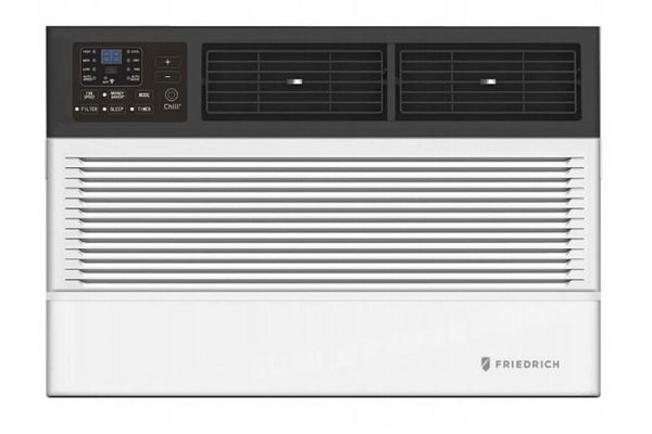 Friedrich Chill Premier 12000 BTU 12.1 EER 115V Smart Window Air Conditioner - CCF12A10A