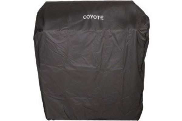 """Large image of Coyote 50"""" Cover For Grills On Cart - CCVR50-CT"""