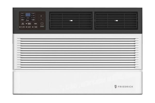 Friedrich Chill Premier 8000 BTU 12.1 EER 125V Smart Room Air Conditioner - CCW08B10A