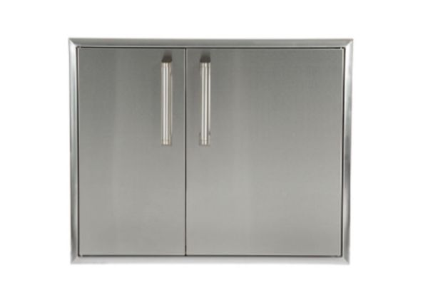 """Large image of Coyote 31"""" Stainless Steel Dry Pantry - CDPC31"""