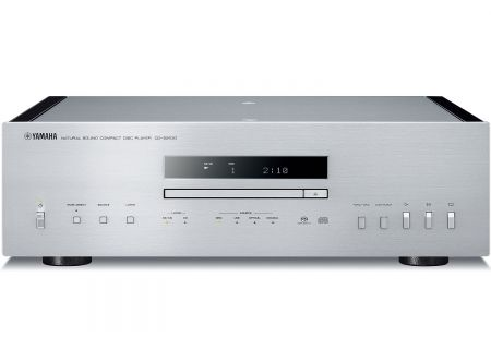 Yamaha Silver High-Grade CD Player - CD-S2100SL
