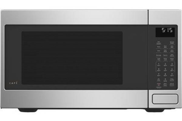 Cafe 1.5 Cu. Ft. Stainless Steel Countertop Convection Microwave Oven - CEB515P2NSS