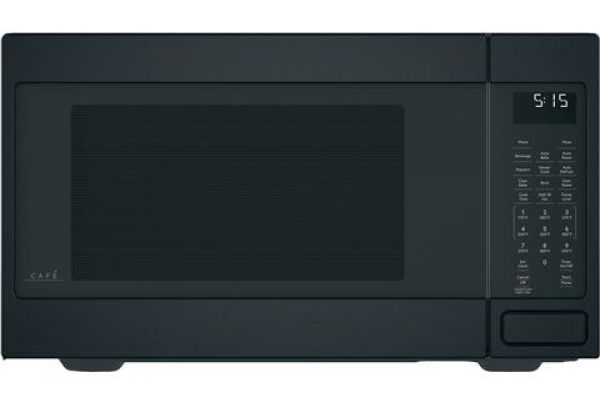 Cafe Matte Black Countertop Convection Microwave Oven - CEB515P3MDS
