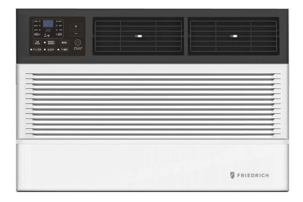 Large image of Friedrich Chill Premier 18,000 BTU 11 EER 230V Smart Wi-Fi Room Air Conditioner With Heat - CEW18B33A