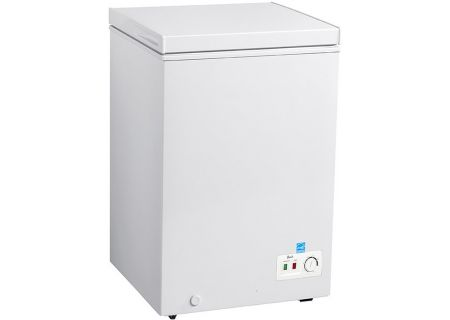 Avanti White Chest Freezer - CF35B0W